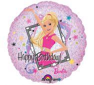 Fóliový balón HB Barbie