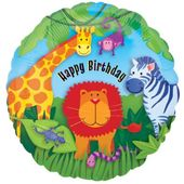 Fóliový balón HB Jungle Animals
