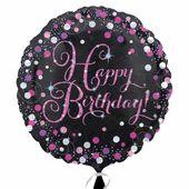 Fóliový balón HB Pink Diamonds