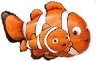 Fóliový balón supershape Klaun očkatý (Nemo)
