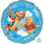 Fóliový balón Macko Pú It´s a Boy