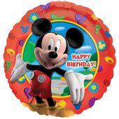 Fóliový balón Mickey Clubhouse