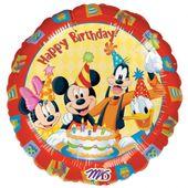 Fóliový balón Mickey HB Friends