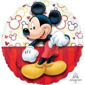 Fóliový balón Mickey Mouse Portrait
