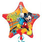 Fóliový balón Mickey Rock Star