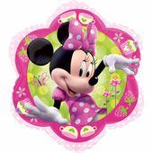 Fóliový balón juniorshape Minnie pink