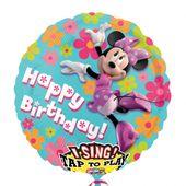 Spievajúci balón Minnie
