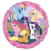 Foliový balón My little pony
