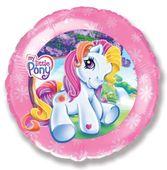 Fóliový balón My Little Pony Flowers