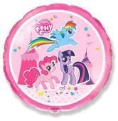 Fóliový balón My Little Pony Trio