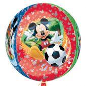 Fóliový balón orbz Mickey Clubhouse