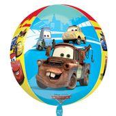 Fóliový balón orbz Cars