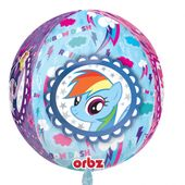 Fóliový balón orbz My little pony