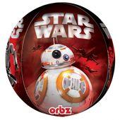 Fóliový balón orbz Star Wars