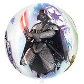 Fóliový balón orbz Star Wars Darth