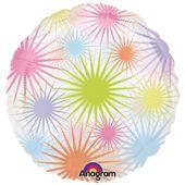 Fóliový balón MagiColor Pastel
