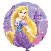 Fóliový balón Rapunzel