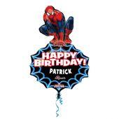 Fóliový balón supershape Spiderman