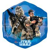 Foliový balón supershape Star Wars Awakens