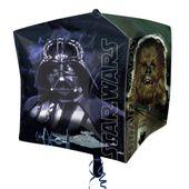 Fóliový balón kocka Star Wars