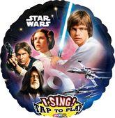 Spievajúci balón Star Wars