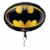 Fóliový balón supershape Batman Emblem