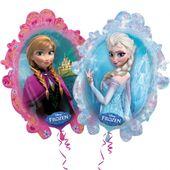 Fóliový balón supershape Frozen