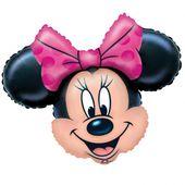 Fóliový balón supershape Minnie