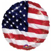 Fóliový balón USA