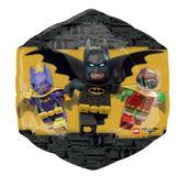 Fóliový balón supershape Lego Batman