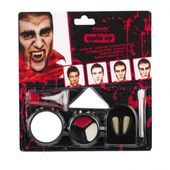 Halloweensky make up – Upír
