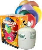 Héliová bomba 50 + balóny