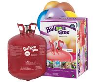 Héliová fľaša 100 + balóny