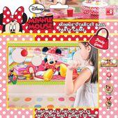 Hra Minnie Target ball