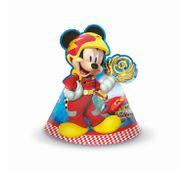 Klobúčik Mickey a pretekári