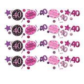 "Konfety ""40"" Pink Diamonds"