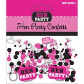 Konfety Hen party