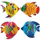 Lampión farebná ryba
