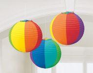 Lampióny Rainbow