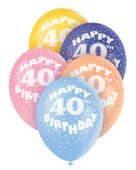 """Latexové balóny """"40"""