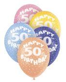 """Latexové balóny """"50"""