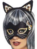 Maska Polnočná Kitty