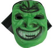 Maska Zelená príšera