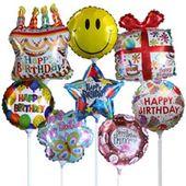 Mini fóliové balóny detské