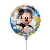 """Mini fóliový balón 9"""" Mickey Clubhouse"""
