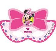 Minnie maska na tvár