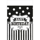 Obrus Chalkboard Birthday