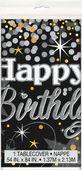 Obrus Glittering Birthday