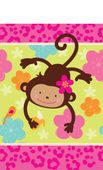 Obrus Monkey Love