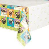 Obrus Pug Birthday